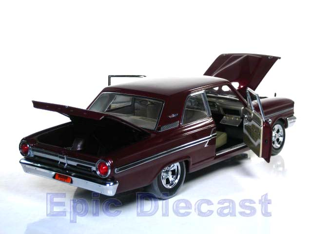 1964 ford thunderbolt 1 18  epic diecast cars from chip