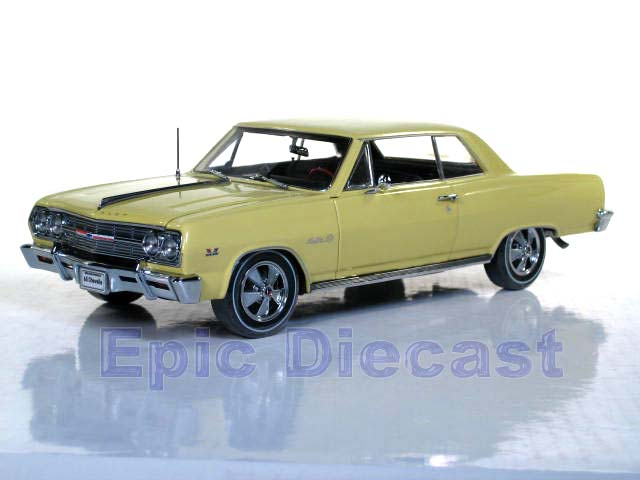 Chevy Diecast Cars, Epic Diecast Cars from Chip Foose and GMP