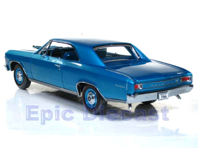 1966 Chevrolet Chevelle SS396 1:18, Epic Diecast Cars from Chip Foose ...