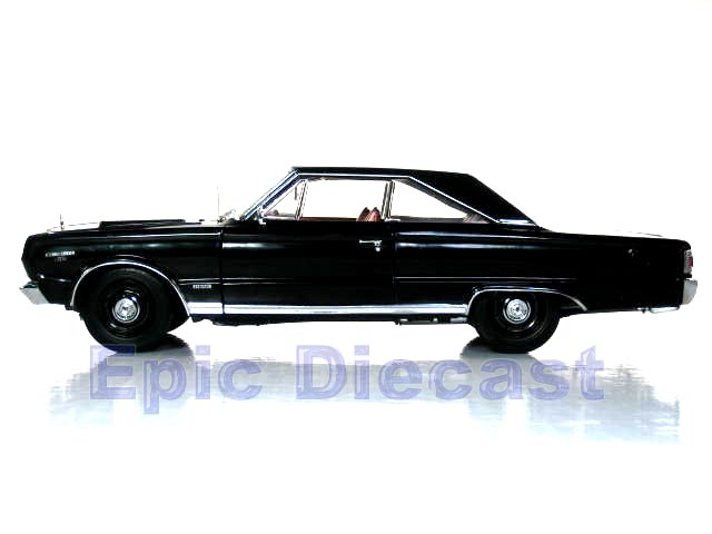 Chip Foose Cars >> 1967 Plymouth GTX Hemi 1:18, Epic Diecast Cars from Chip Foose and GMP