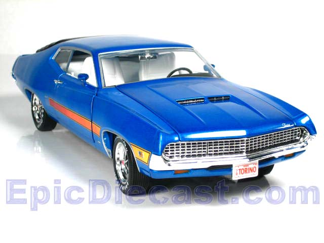 1970 Ford Torino Gt 1 18 Epic Diecast Cars From Chip