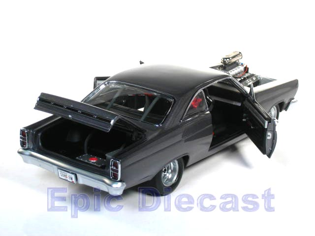 1966 Ford Fairlane SOHC drag car 1:18, Epic Diecast Cars