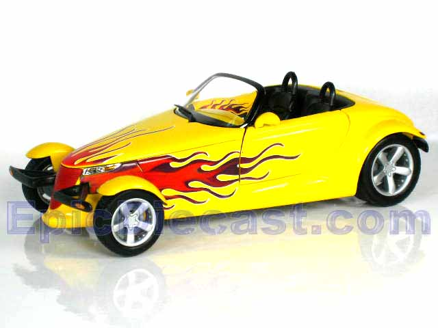 1997 Plymouth Prowler 1:18